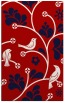 rug #620569 |  red popular rug