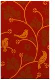 rug #620573 |  red natural rug