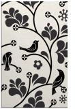 rug #620601 |  white graphic rug
