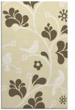 rug #620621 |  yellow rug