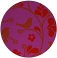 rug #620936 | round graphic rug