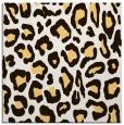 rug #623441 | square brown rug