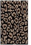 rug #623861 |  black animal rug