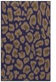 rug #623957 |  beige animal rug