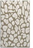 rug #623989 |  mid-brown animal rug