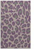 rug #624029 |  purple popular rug