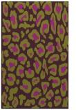 rug #624077    green animal rug