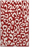 rug #624097 |  red rug
