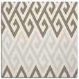 rug #626665 | square white abstract rug