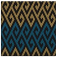 rug #626685 | square brown abstract rug