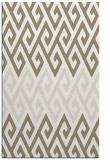 rug #627369 |  white retro rug