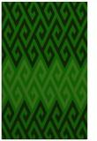 rug #627437 |  green abstract rug