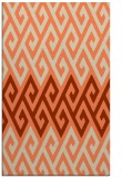 rug #627565 |  beige abstract rug