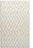 rug #627653 |  beige abstract rug