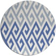 rug #627764 | round abstract rug