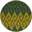 rug #627782 | round abstract rug