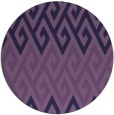 rug #627818 | round abstract rug