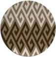 rug #627873 | round beige abstract rug