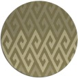 rug #628045   round light-green abstract rug