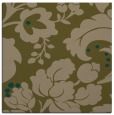 rug #628545 | square mid-brown rug