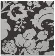 rug #628625 | square red-orange damask rug