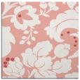 rug #628645 | square white damask rug