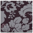 rug #628661 | square purple damask rug