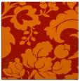rug #628669 | square red damask rug