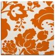 rug #628693   square red-orange damask rug