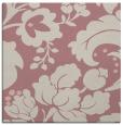 rug #628765 | square pink damask rug