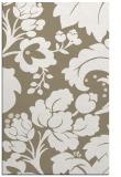 rug #629269 |  mid-brown damask rug
