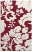 rug #629341 |  pink damask rug