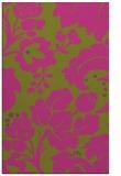 rug #629457 |  pink damask rug