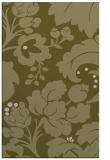 rug #629461 |  light-green rug
