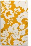 rug #629465 |  light-orange damask rug