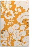 rug #629477    light-orange damask rug