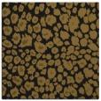rug #630301   square black circles rug