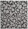 rug #630385 | square red-orange popular rug