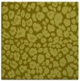 rug #630505 | square light-green animal rug