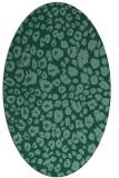 rug #630595 | oval circles rug