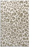 rug #630889 |  white animal rug