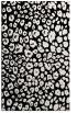 rug #630893 |  black animal rug