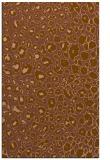 rug #631033 |  brown animal rug