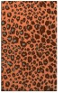 leopard rug - product 631089