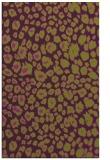 rug #631117 |  green animal rug