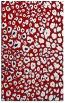 rug #631129 |  red animal rug