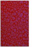 rug #631141 |  red animal rug