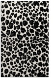 rug #631161 |  black animal rug