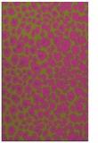 rug #631217 |  light-green circles rug