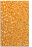 rug #631233 |  light-orange circles rug